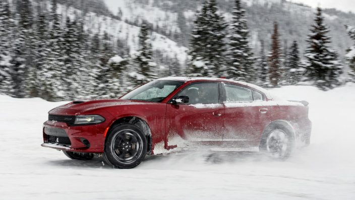 2020 Dodge Charger GT AWD Blacktop. (Dodge).