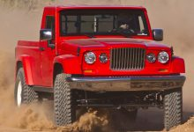 Photo of Inside Design: 2012 Jeep® J-12 Concept Pickup: