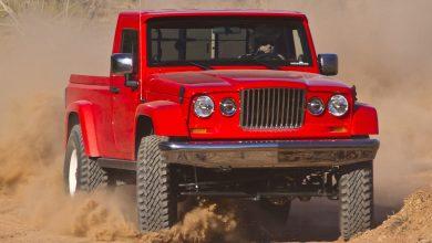 Photo of Inside Design: 2012 Jeep® J-12 Concept Pickup: