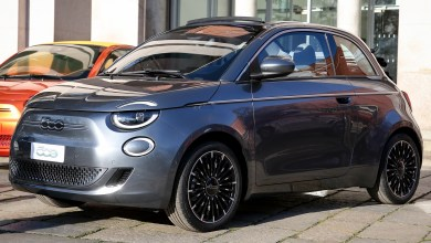 Photo of FIAT Launches New Third-Generation 500 All-Electric City Car: