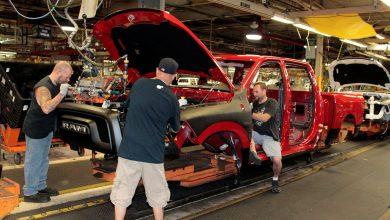 Photo of Warren Truck Paint Shop Employees Walk Off Job, Due To Coronavirus Concerns: