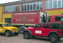 Photo of FCA Poland Car Fleet Supports The Fight Against COVID-19 In Poland:
