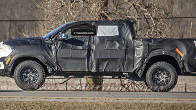 Photo of TFLTruck.com Shows Us Some New Leaked Images Of The Upcoming Ram TRX: