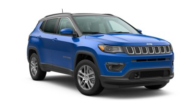 Photo of Meet The 2020 Jeep® Compass Latitude Sun & Safety Package: