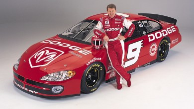 Photo of When Bill Elliott Joined Evernham Motorsports & Dodge: