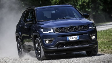 Photo of UPDATED: New European-Built Jeep® Compass Gets A Lot Of New Goodies: