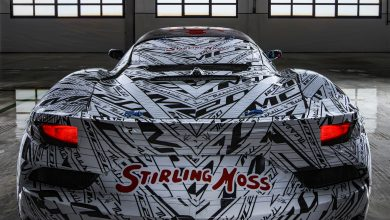 Photo of Maserati Dedicates New MC20 Prototype To Sir Stirling Moss: