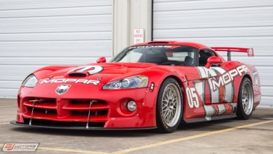 Photo of This Viper Competition Coupe Prototype Is Now For Sale:
