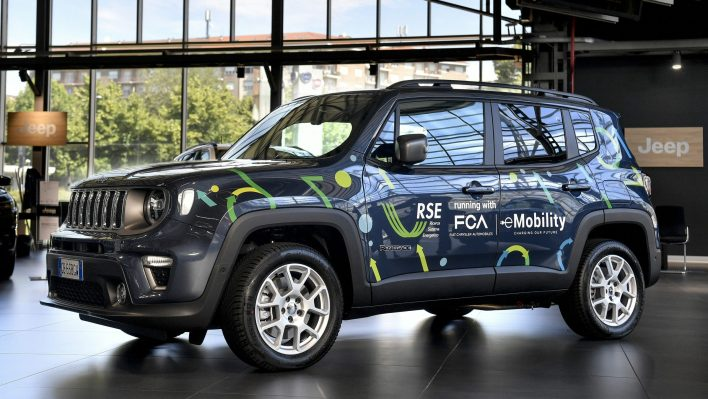 Rse To Study The New Jeep Renegade 4xe Models For Six Months