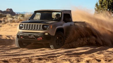Photo of Inside Design: The 2016 Jeep® Comanche Concept Pickup: