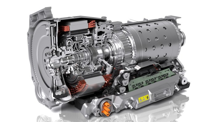 Fourth-Generation of ZF 8HP 8-Speed Automatic Transmissions. (ZF).