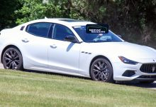 Photo of CAUGHT: 2021 Maserati Ghibli Hybrid Testing In Detroit: