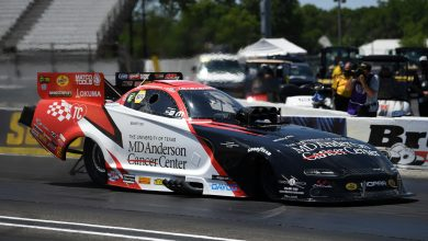 Photo of Tommy Johnson, Jr. Goes To The No. 1 Spot As NHRA Returns To Action: