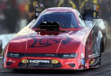 Photo of DSR Looks To Extend Its NHRA Funny Car Win Streak To Ten This Weekend: