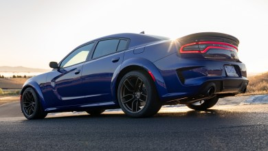 Photo of 2021 Dodge Charger SRT Hellcat Gets Boost In Horsepower For New Model Year: