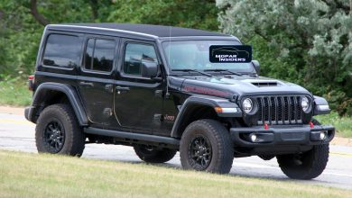 Photo of CAUGHT: Second Jeep® Wrangler Rubicon 392 Shows Us Brand Is Serious About Production: