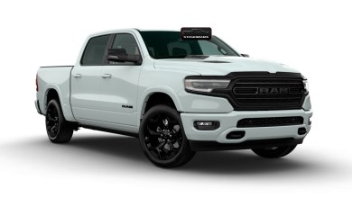 Photo of Limited Night Edition Coming To 2021 Ram 1500 Lineup:
