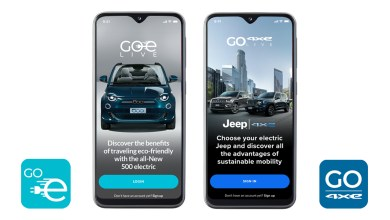 "Photo of e-Mobility Launches New ""GOe"" Apps, For Electric & Hybrid Vehicles In Europe:"