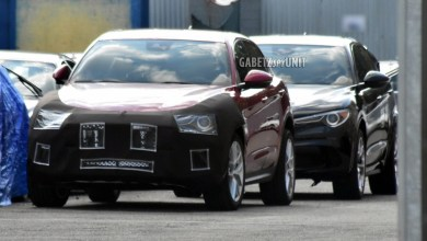 Photo of Maserati's D-UV Makes Its First Appearance In Public: