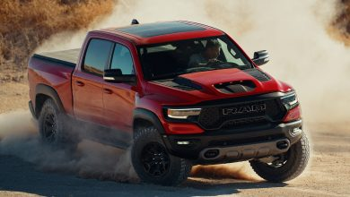 Photo of Meet The 2021 Ram 1500 TRX – The Ultimate Raptor Killer: