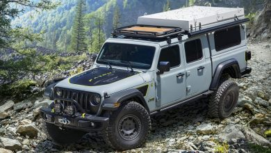 Photo of Jeep® Gives A Quick Glimpse At It's Farout Overlanding Concept: