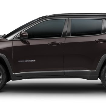 Brazilian-Spec 2021 Jeep® Compass S. (Jeep).