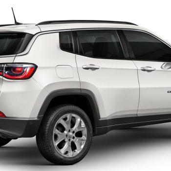 Brazilian-Spec 2021 Jeep® Compass Longitude Flex. (Jeep).