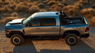 Photo of The 2021 Ram 1500 TRX, Was Never Named After The T-Rex: