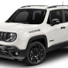 Brazilian-Spec 2021 Jeep® Renegade Moab. (Jeep).