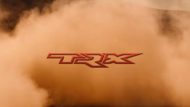 Photo of Ram Is Kicking Up Sand In New Teaser For Hellcat-Powered TRX:
