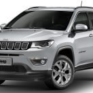Brazilian-Spec 2021 Jeep® Compass Longitude Flex. (Jeep).