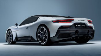 2022 Maserati MC20. (Maserati).