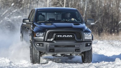 "Photo of The 2021 Ram 1500 Classic Warlock, Adds New ""All-Terrain"" Package To Its Lineup:"