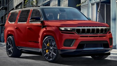 Photo of Will There Be Jeep® Grand Wagoneer Trackhawk?