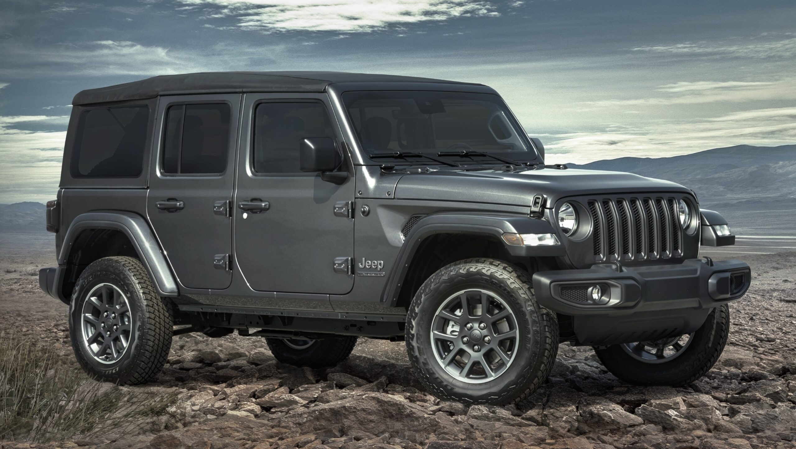 We Look At The 2021 Jeep Wrangler 80th Anniversary Edition Moparinsiders