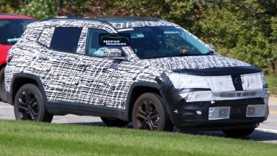 Photo of SPOTTED: Indian-Spec 2022 Jeep® Compass Testing In Detroit: