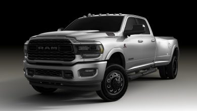 Photo of 2021 Ram 2500/3500 Limited Night Edition Adds More Color To Package: