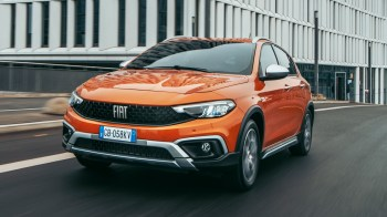 New Fiat Tipo Cross Crossover. (FIAT).