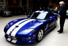Photo of Jay Leno Takes Us On A Ride In His 1996 Dodge Viper GTS Coupe: