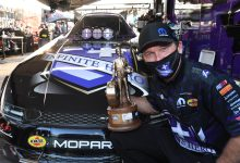 "Photo of ""Fast Jack"" Takes Home The Wally At The AAA NHRA Texas FallNationals:"