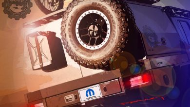 Photo of Jeep® & Mopar Teases New Gladiator Concept For SEMA360: