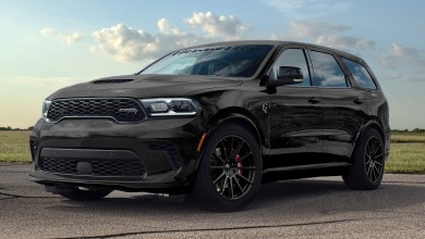 Photo of Hennessey Announces 1,000+ Horsepower Kit For The Durango Hellcat: