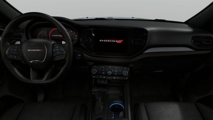 2021 Dodge Durango R/T Interior. (Dodge).