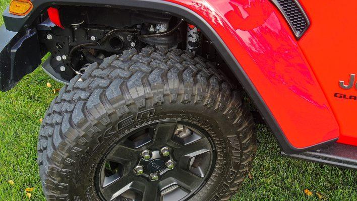 2021 Jeep® Gladiator Mojave. (MoparInsiders).