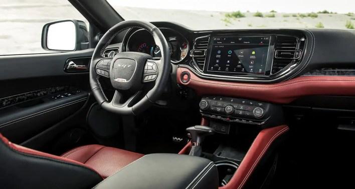 2021 Dodge Durango SRT392. (Dodge).