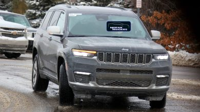 2021 Jeep® Grand Cherokee L Limited 4x4. (MoparInsiders).