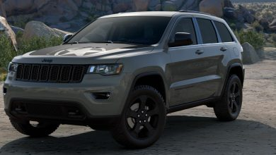 2021 Jeep® Grand Cherokee Freedom Edition. (Jeep).