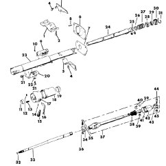 Jeep Wrangler Steering Column Diagram 2 Switch Light Wiring 1991 Parts