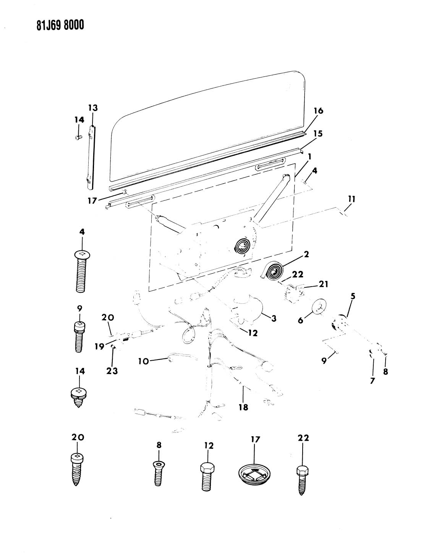 1996 Chrysler Cirrus Fuse Box. Chrysler. Auto Wiring Diagram