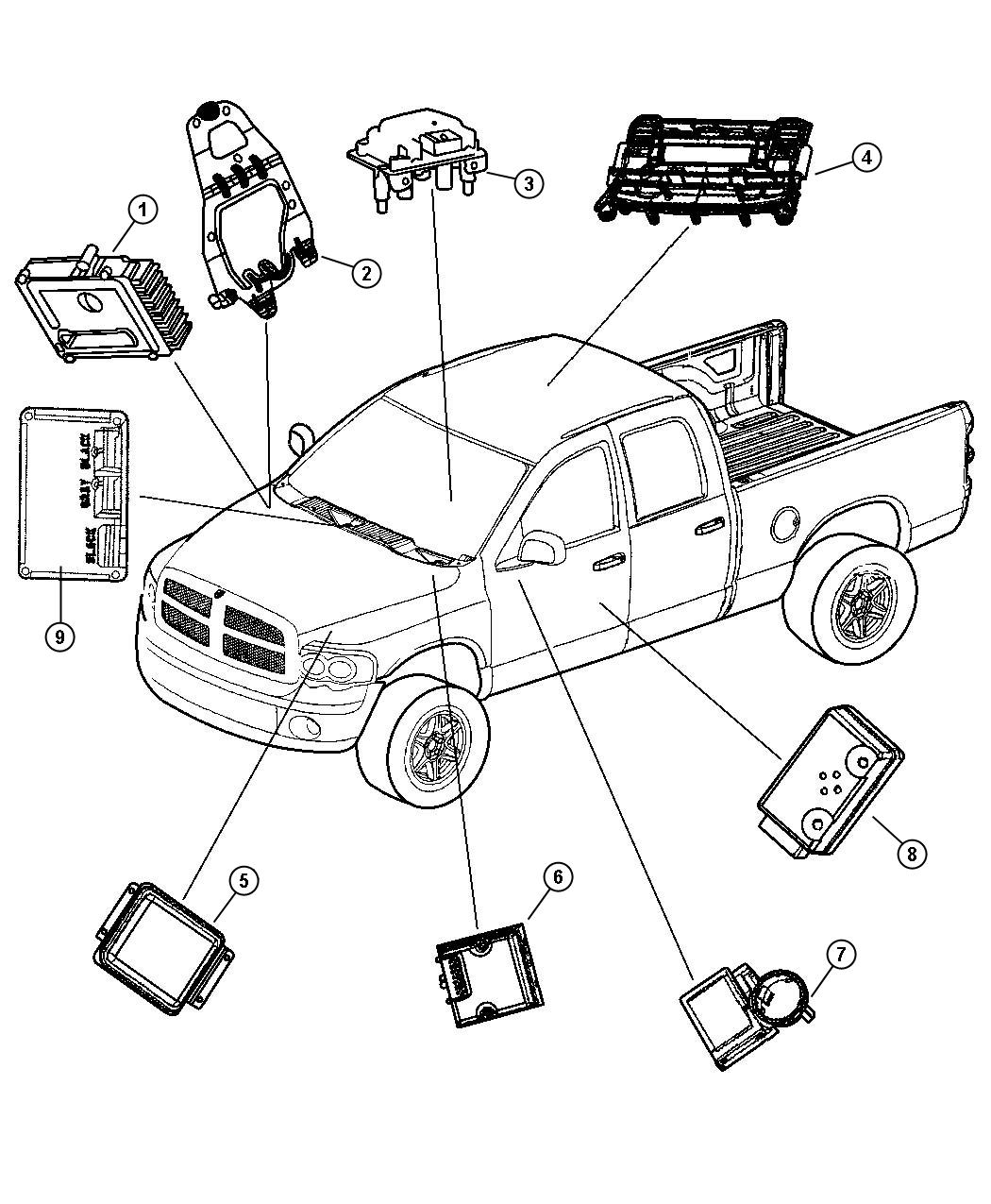 Keyless Entry Module Location Within Diagram Wiring And